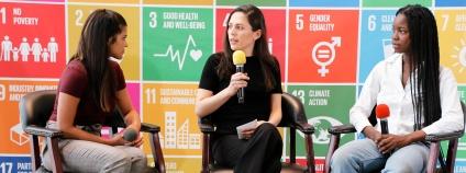 Mládežnický klimatický summit OSN se bude konat 21. září 2019 v sídle OSN v New Yorku, den po globální stávce pro klima plánované na pátek 20. září.