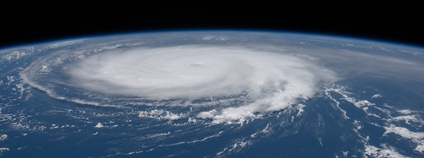 Hurikán Sam Foto: NASA Johnson Flickr