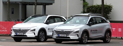 Hyundai uvede v Česku svůj vodíkový vůz Nexo Foto: Rutger van der Maar Flickr