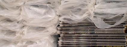 Nepoužívejte zbytečně igelitky, apeluje výrobce rozložitelných igelitek. Foto:  SunTsiuKee111/Wikimedia Commons