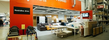 Použitý nábytek IKEA Foto: IKEA
