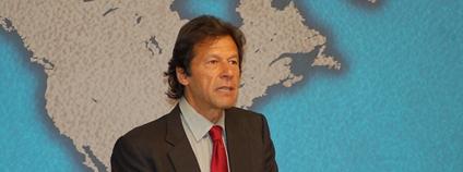 Imran Chán, pákistánský premiér Foto: Chatham House Flickr