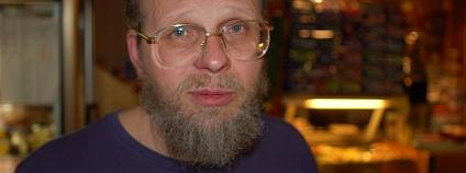 Jan Hollan, fyzik, člen CzechGlobe. Foto:Hugo Charvát/Ekolist.cz