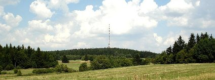Javořice Foto: František Hažmuka / Wikimedia Commons