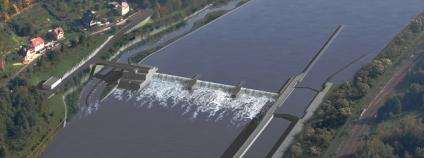 Foto: Ředitelství vodních cest