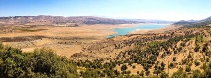 Jezero Karaún ve východním Libanonu Foto: iRytta Flickr