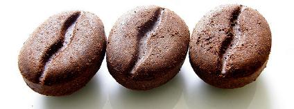 Kávová zrnka Foto: OliBac Flickr