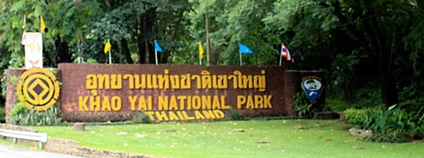 Thajský park Kchao Jaj Foto: sk Flickr.com