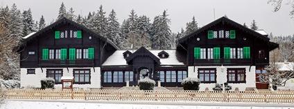 Kladská, osada ve Slavkovském lese, lovecký zámeček, Chebsko Foto: Lubor Ferenc Wikimedia Commons