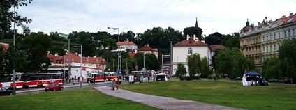 Klárov v Praze Foto: ŠJů (cs:ŠJů) Wikimedia Commons