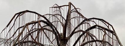 Strom života v Kovozoo Foto: Kovozoo / Facebook
