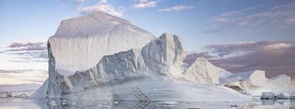 Ledovec v Grónsku Foto: Steve Weston Flickr