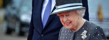 Královna Alžběta Foto: Dirk Vorderstraße Flickr