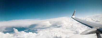 Letadlo Foto: albertopveiga Flickr