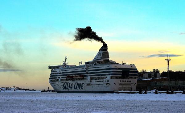 Nové požadavky na lodné palivo přinesou snížení výskytu dětského astmatu. Ale zrychlí změny klimatu. / Ilustrační foto