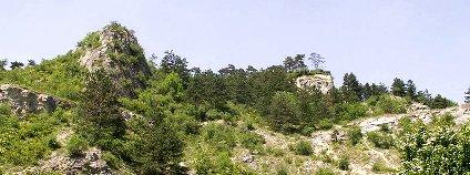 Starý vápencový lom Na Turoldu Foto: Wikimedia Commons