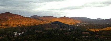 Lužické hory Foto: Tomassulc Wikimedia Commons