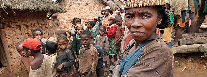 Venkovská oblast Madagaskaru. Foto: Steve Evans / Flickr