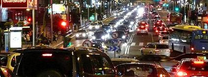 Grand Vía v Madridu Foto: Pedro Belleza / Flickr.com