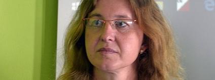 Poslankyně za KSČM, Marie Pěnčíková Foto: Jirka Dl Wikimedia Commons
