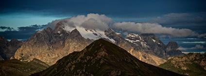 Marmolada je nejvyšší hora v Dolomitech, měří 3 343 m Foto: Riccardo Maria Mantero Flickr.com