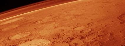 Pohled na Mars Foto:Entropy1963 N