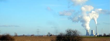 Uhelná elektrárna Mehrum Foto: littlenelly (rare but there) Flickr