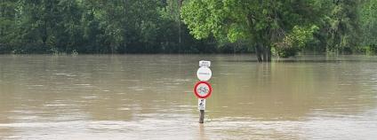 Záplava na Moravě Foto: Albert Russ Shutterstock