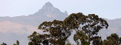 Mount Kenya Foto: Mount Kenya Sergey Yeliseev Flickr