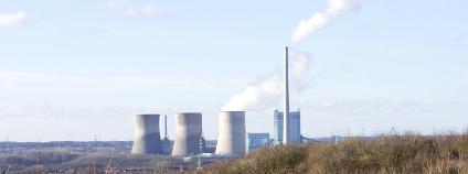 Uhelná elektrárna v Německu Foto:Bildagentur Zoonar GmbH / Shutterstock