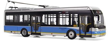 Trolejbus Foto: Piqsels