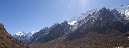 Nepálská krajina Foto: Detlef Rook Flickr