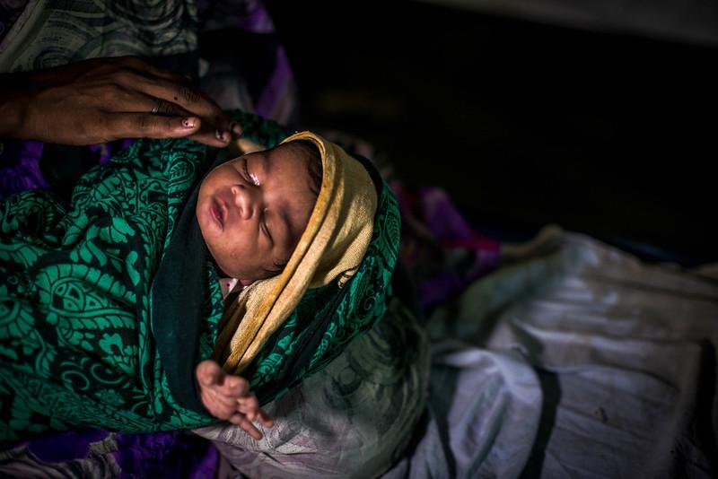 Studie: Znečištění ovzduší loni zabilo téměř 500 000 novorozenců