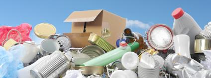 Směsný odpad Foto: pryzmat / Shutterstock