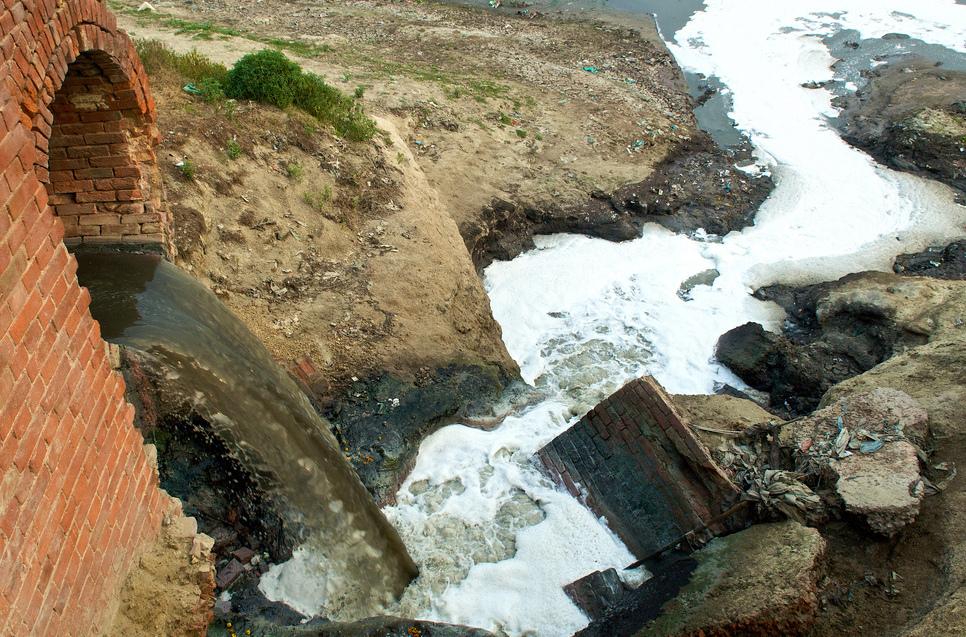 Ganga river pollution essay