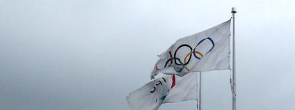 Olympijská vlajka Foto: Jessica Spengler / Flickr.com