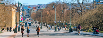 Oslo Foto: Telia Shutterstock.com