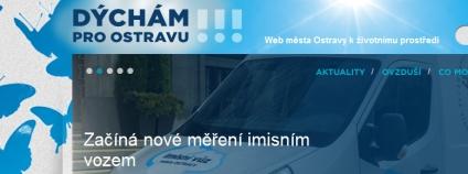 Foto: Dýchám pro Ostravu