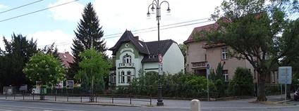 Jahnova ulice v Pardubicích Foto: ŠJů Wikimedia Commons