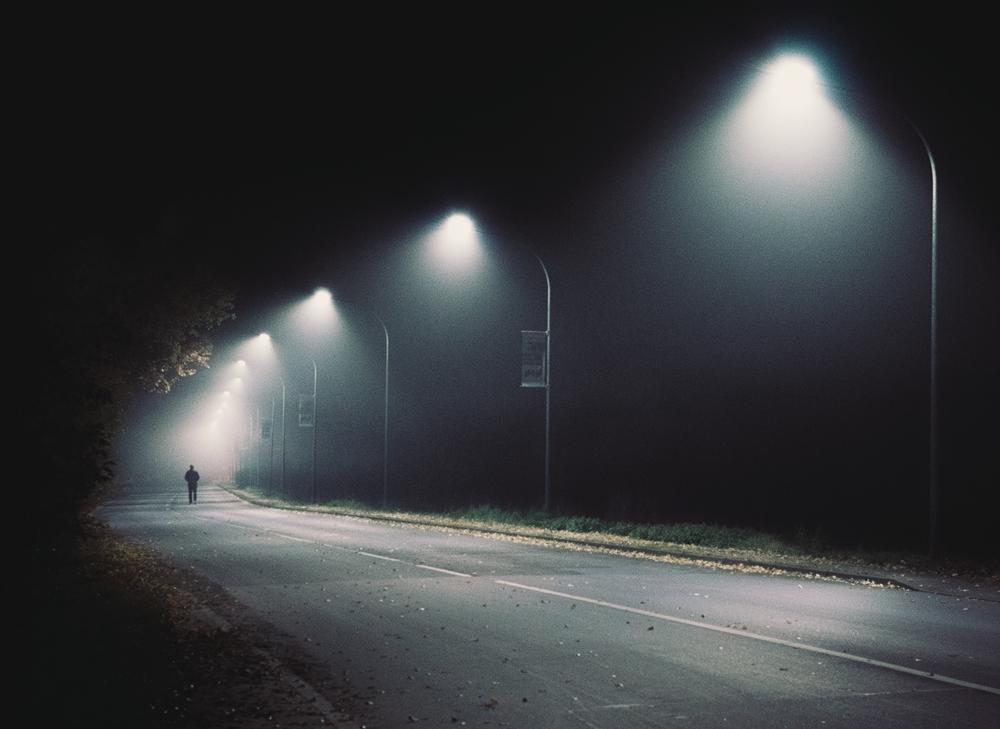 Za pouliční lampy s úsporným LED osvětlením nám noční hmyz nepoděkuje