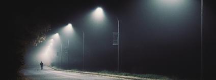 Pouliční osvětlení Foto: Alex Fu Pexels