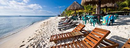 Pláž Cozumel v Mexiku.Foto:Grand Velas Riviera Maya/flickr.com