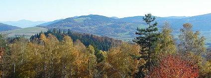 Bílé Karpaty. Foto: Roy/Wikimedia Commons