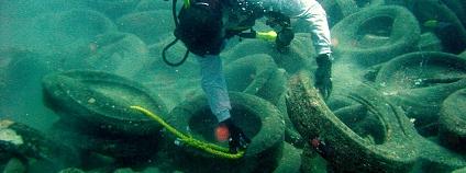 pneumatika moře Foto: Matthew Hoelscher / Flickr