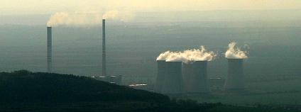 Elektrárna Počerady Foto: Martin Vavřík Wikimedia Commonst