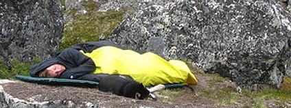 Spavec pod širákem. Foto: Luke / Flickr.com