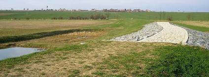 Suchý poldr Ilustrační foto: Ria Wikimedia Commons