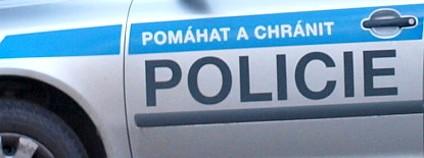 Vozidlo Policie ČR Foto: Honza Groh Wikimedia Commons