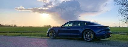 Porsche Taycan Foto: Bram Willemse Flickr