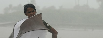 Záplavy v Indii Foto: Diariocritico de Venezuela Flickr.com